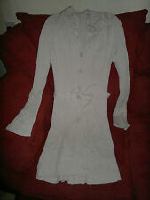 Wool Dress Length/Cardigan M&S Lovely workmanship Knitted