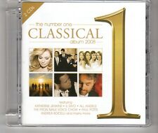 (HG951) The Number 1 Classical Album 2008, 40 tracks - 2007 double CD