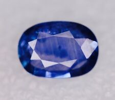 1,00 ct Beau Saphir Naturel de Sri Lanka