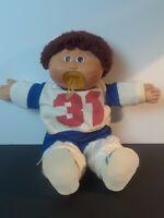 Vintage Cabbage Patch Kids Doll Xavier Roberts 85 Boy Blue Sweatpants 31 Coleco