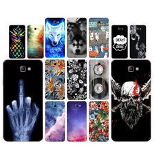 Soft TPU Case for Samsung Galaxy J5 J7 2015 2016 2017 Prime J4 J6 Cover