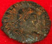 GRATIAN   (375 AD)     (Killed by the Usurper, Magnus Maximus)      Roman Coins