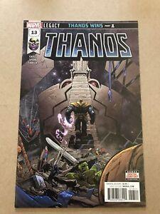 4 Comics Thanos #13 1st 2nd 3rd print 1st app Cosmic Ghost Rider + #15 3rd rare