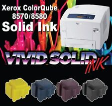 Xerox ColorQube 8570/8580 Yellow,Cyan Magenta, Black Compatible Solid Ink Set