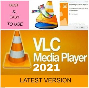 VLC MEDIA PLAYER LATEST 2021 - SUPPORT ANY VIDEO OR AUDIO FILE EASILY