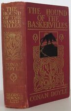 ARTHUR CONAN DOYLE The Hound of the Baskervilles FIRST EDITION
