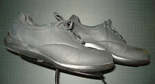 Aravon New Balance Black Nubuck Leather Casual Walking Oxford Sz. 9B EXCELLENT!