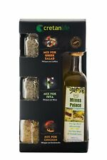 Luxury Set Gift Mix of Spices & Olive Oil