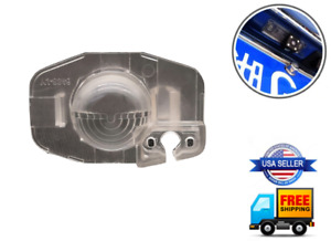 License Plate Light Lens Housing With Back Up Camera Mount Bracket SCION xB xD