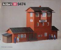 Kibri   9474    (Spur H0)  Stellwerk  Ottbergen - Bausatz in OVP (Neuware)