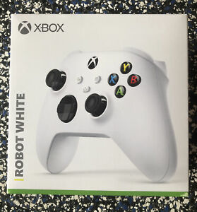 Microsoft Wireless Controller for Xbox Series X/S - Robot White