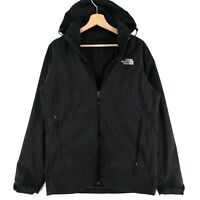 The North Face Black HYVENT Waterproof Hooded Jacket Size S