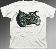 V-TWIN CHOPPER MOTO ORIGINALE Samcro CUSTOM BIKE MAGLIETTA tc9463
