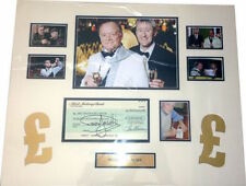 Only Fools and Horses Millionaires at last Signed Mount £6.2 Million Cheque