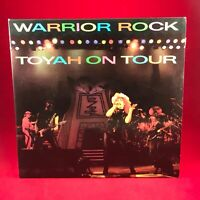 Warrior Rock Toyah On Tour 1982 UK double vinyl LP EXCELLENT CONDITION live B