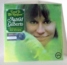 ASTRUD GILBERTO Look To The Rainbow 180-gram VINYL LP Sealed Gil Evans