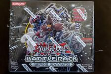Yugioh! Epic Dawn Battle Pack Booster Box: 1st Edition Brand New Sealed