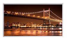 600W Fern Infrarotheizung NY BB farbe Bild Elektroheizung Überhitzungsschutz TÜV