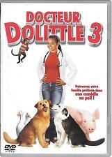 DVD ZONE 2--DOCTEUR DOLITTLE 3--PRATT/AMOS/THORNE