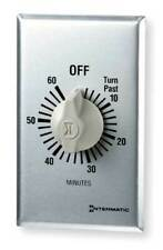 INTERMATIC FF60MH Timer,Spring Wound