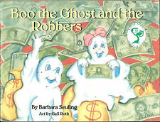 Boo the Ghost and the Robbers - ghosts foil robbery at department store, PB