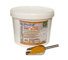Food PURA® 5KG Turmeric Powder Tumeric FOOD Grade BUCKET Fresh 100% Fresh Stock