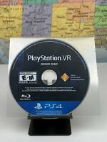 SHIPS SAME DAY Playstation VR Demo Disc Only PS4 Tested