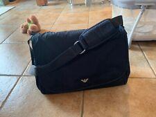 Emporio Armani baby diaper bag
