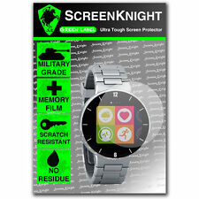 ScreenKnight Alcatel One Touch Watch SCREEN PROTECTOR invisible military shield