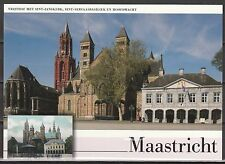 Voorgefrankeerde ansichtkaart Maastricht Vrijthof - Postcard