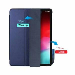 For Apple iPad Pro 11 2018 A1980 A1934 PU Leather Folio Tablet Case Stand Cover