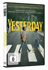 YESTERDAY  (Himesh Pate ./. Beatles 2019 )  DVD  NEU & OVP