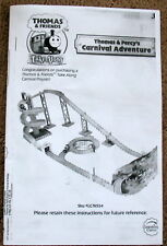 THOMAS & PERCY'S CARNIVAL ADVENTURE, Take Along Thomas, Learning Curve, EUC