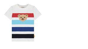 STEIFF  Shirt  , bunt gestreift   gr.104