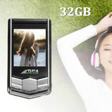 "1.8"" 32GB LCD Display Screen MP3 / MP4 Player Spieler Music Media FM Radio Video"