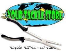 "Rapala RCP11 Long Reach Pliers NIP Factory Direct 11"" RCP"