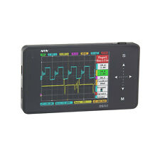 Mini DS202 LCD 2-channel Digital Storage Oscilloscope USB Interface 1MHz 10MSa/s