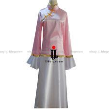 Hetalia: Axis Powers Taiwan Pink Uniform COS Cloth Cosplay Costume