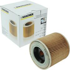 Genuine Karcher Wet & Dry Vac MV2 MV3 Vacuum Cleaner Cartridge Filter 64145520