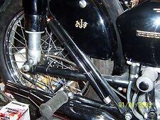 CLASSIC NORTON MOTORCYCLE ORIGNAL VINTAGE FRAME AIR TYRE  FOOTPUMP WITH AIR HOSE