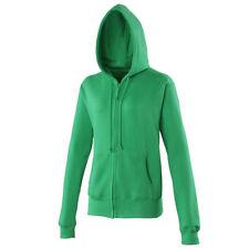 Felpe e tute da donna verde con cappuccio taglia XS