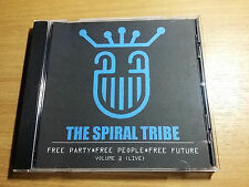 SPIRAL TRIBE 3 - NEW WAVE LIVE. Cure Morrissey Police U2 Echo & The Bunnymen