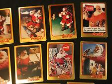Coco-Cola 20 Metal Art Collectors Cards 1994