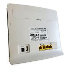 Telekom Speedport LTE II 2, 4G LTE Router Wireless Huawei B593-S12 gute Zustand