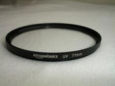 AMAZONBASICS 77mm  UV Filter