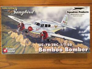 Czech Models 1/48 UC-78/JRC-1/T-50 Bamboo Bomber  (4819)