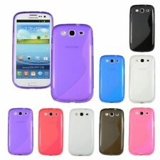 Cover e custodie Per Samsung Galaxy S in plastica per cellulari e palmari Apple