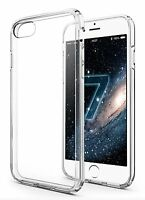 New Transparent Crystal Clear Case for Gel Thin TPU Soft Cover for iPhone 8 / 7