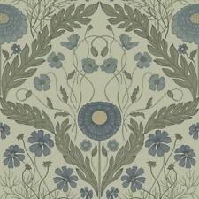 51001 - blomstermala floral vert multicolore Galerie Papier peint