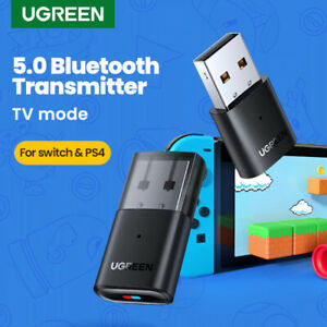 Ugreen Bluetooth 5.0 USB Transmitter Audio Adapter for Nintendo Switch PS4 PS5